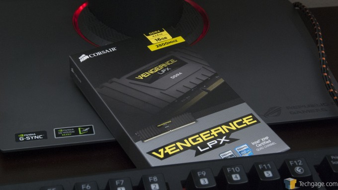 Corsair Vengeance LPX DDR4-2800 16GB Memory Kit