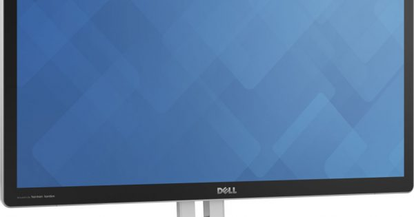Dell's UltraSharp 27 Ultra HD 5K Display Makes 4K Cry: Enter