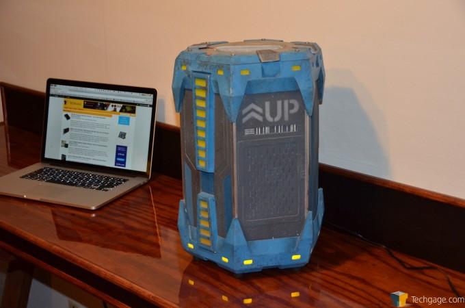 Intel Pro Performance Unboxing - Containment Unit