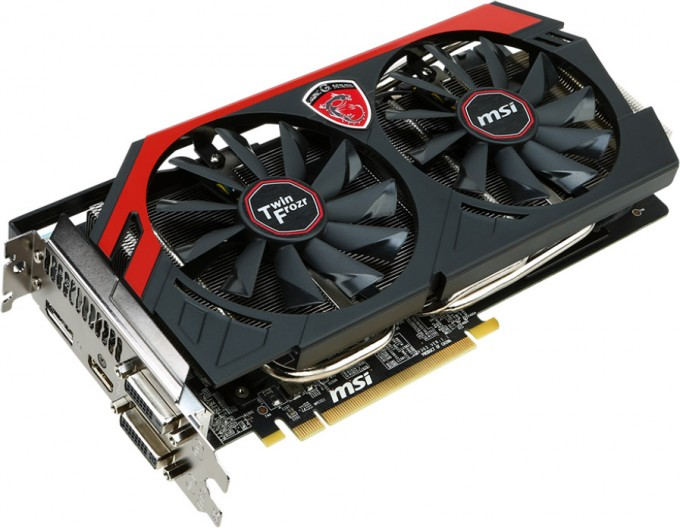 MSI Radeon R9 285 Twin Frozr IV