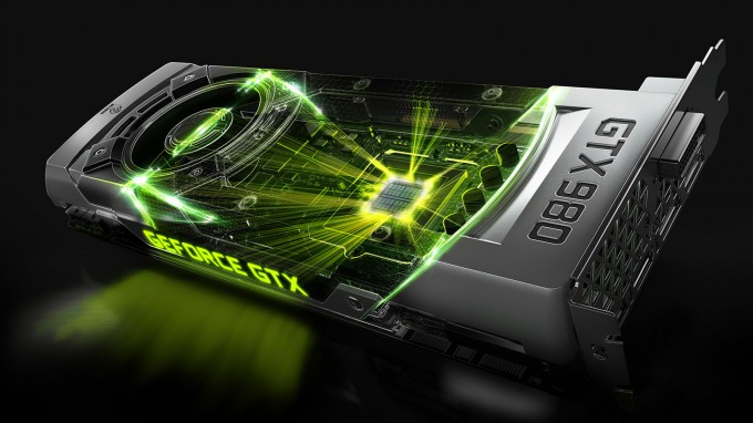 NVIDIA GeForce GTX 900 Promo Shot