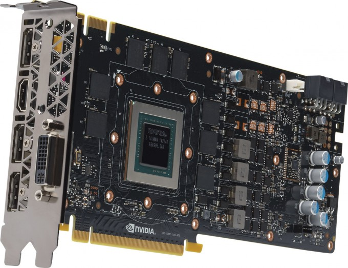 NVIDIA GeForce GTX 980 Graphics Card - Naked