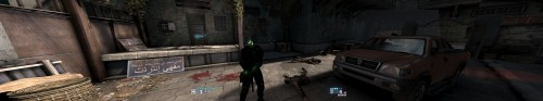 Tom Clancy's Splinter Cell Blacklist - Best Playable Multi-Monitor - ASUS GeForce GTX 970 Strix