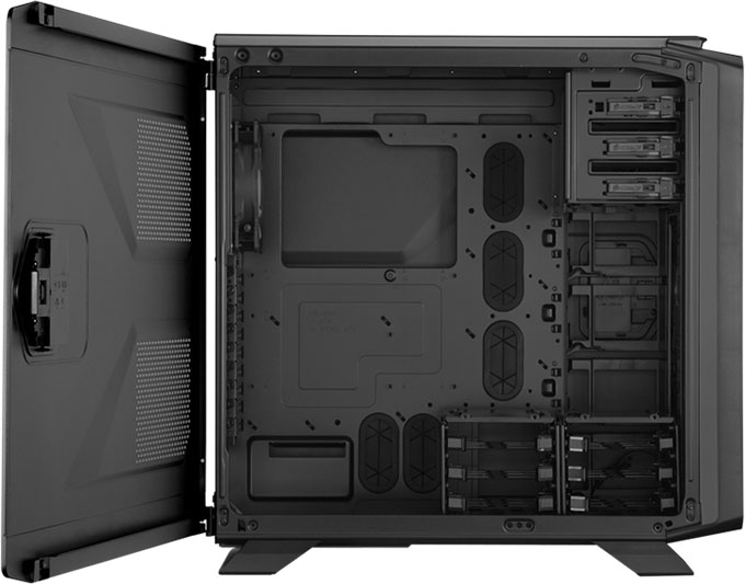 Corsair Graphite 730T Chassis - Side