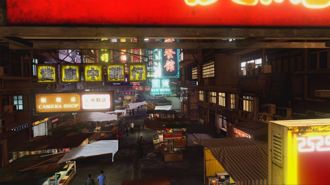 Quick Look Sleeping Dogs Definitive Edition