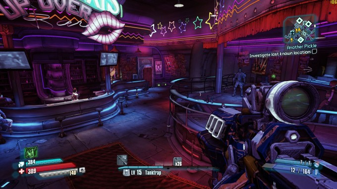 NVIDIA G-SYNC - Borderlands: The Pre-Sequel