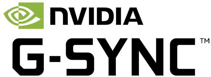 NVIDIA G-SYNC Logo White Background