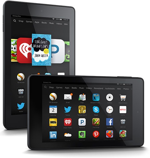 Amazon Fire HD 7 2014 Tablet