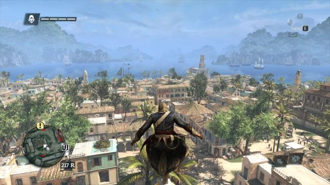 Assassin's Creed IV Black Flag - 1920x1080