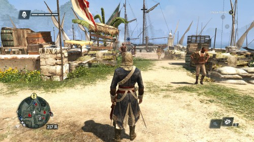 Assassin's Creed IV Black Flag - Best Playable - AMD Radeon R7 260