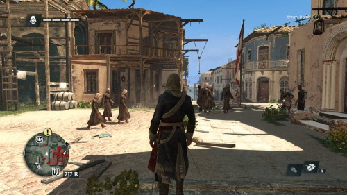 Assassin's Creed IV Black Flag - Best Playable - AMD Radeon R7 260X