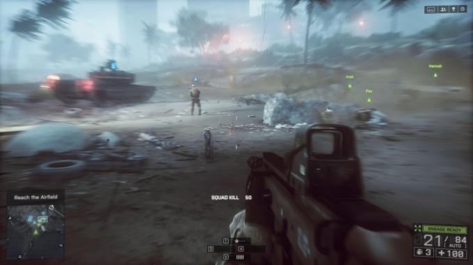 Battlefield 4 - 1920x1080