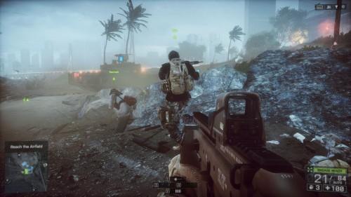 Battlefield 4 - Best Playable - AMD Radeon R7 260