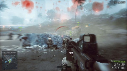 Battlefield 4 - Best Playable - AMD Radeon R7 260X