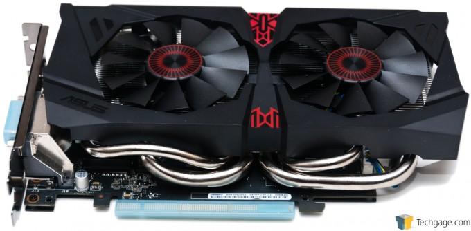 ASUS GeForce GTX 960 STRIX - Card Overview