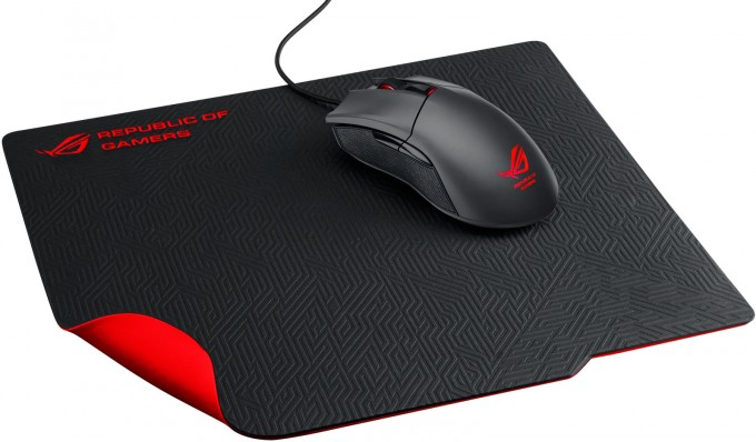 ASUS Republic of Gamers Whetstone Mousepad