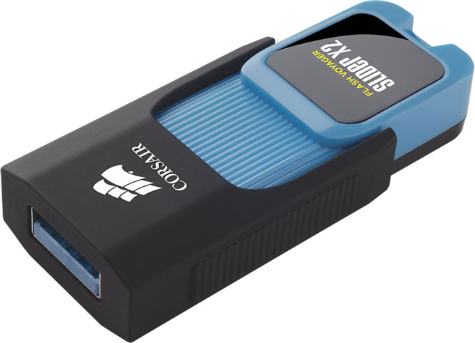 Corsair Caters To The Mobile Speed Demon With New Voyager Flash Drives