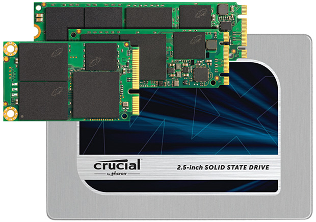 Crucial Teases Upcoming MX200 and BX100 SSDs