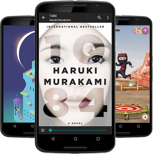 Google Nexus 6 Smartphone