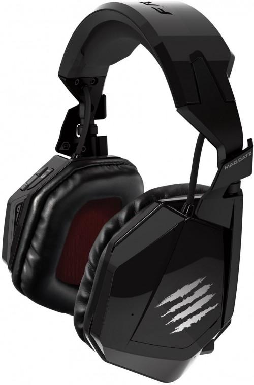 Mad Catz's F.R.E.Q. 9 Aims To Be The Gamer's Dream Wireless Headset