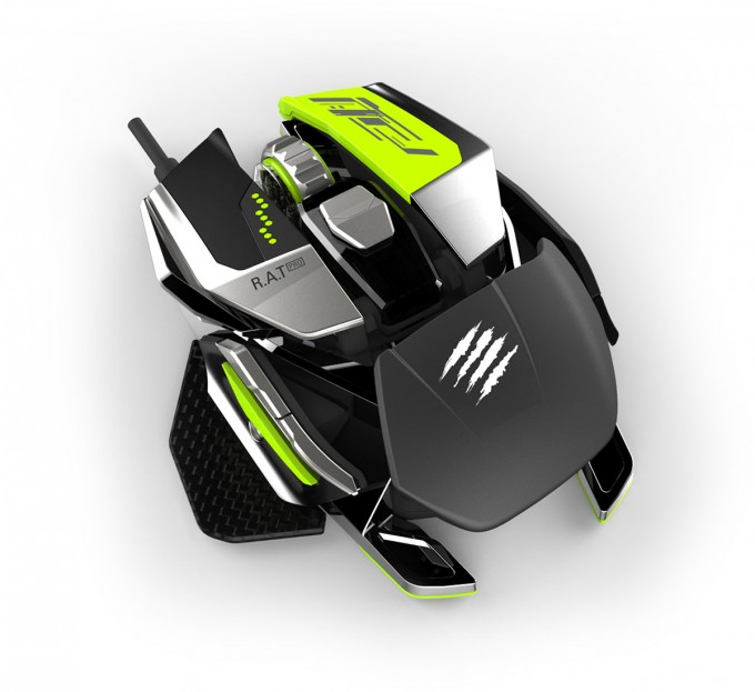 Mad Catz RAT ProX Gaming Mouse