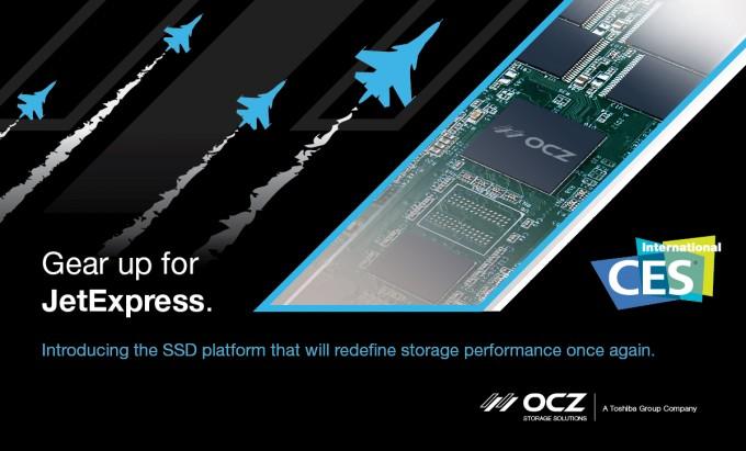 OCZ JetExpress Controller Teaser
