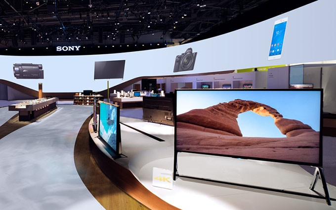 Sony 4K Smart Televisions