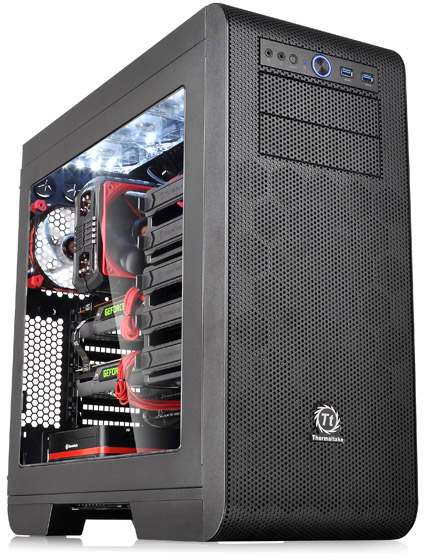 Thermaltake Core V51 Mid-Tower Chassis