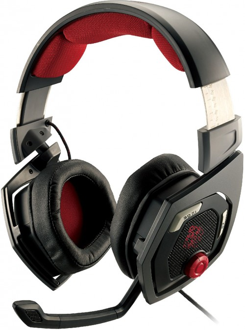 Tt eSPORTS SHOCK 3D Surround Sound Gaming Headset
