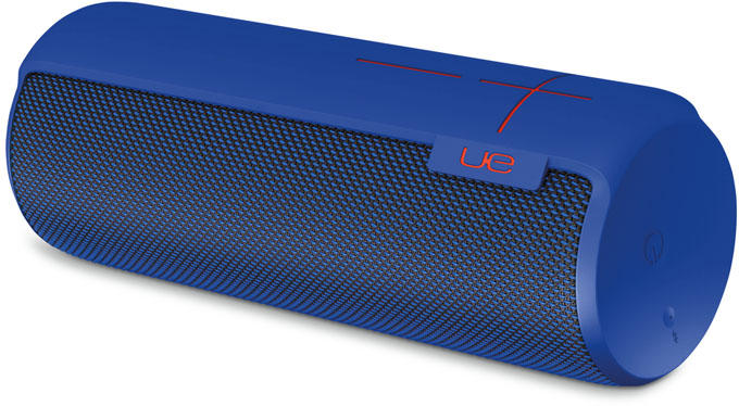 UE MEGABOOM Portable Speaker - Electric Blue