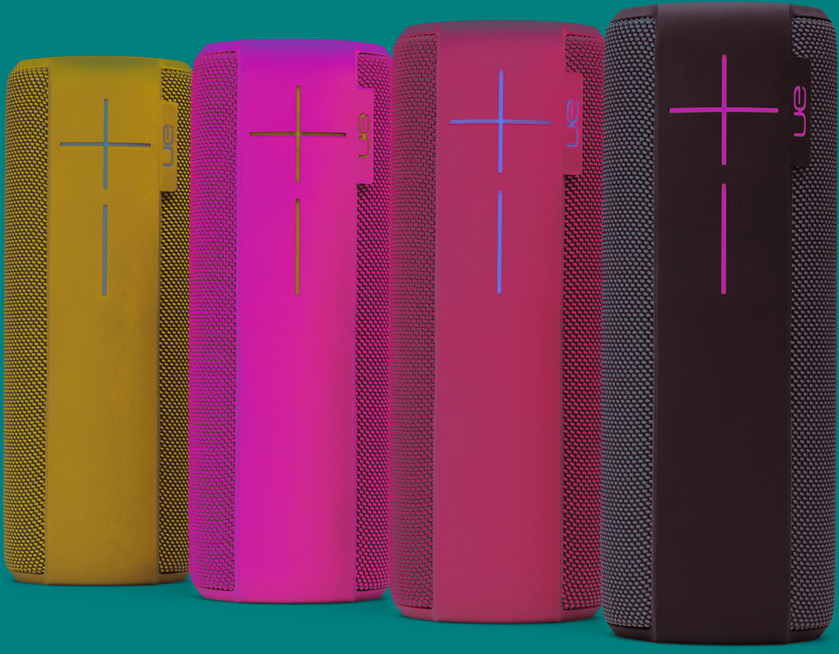 Logitech s ultimate ears introduces the ue megaboom for Housse ue megaboom