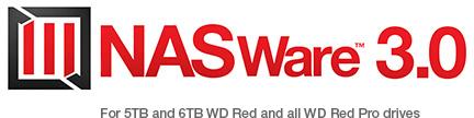 WD NASWare 3