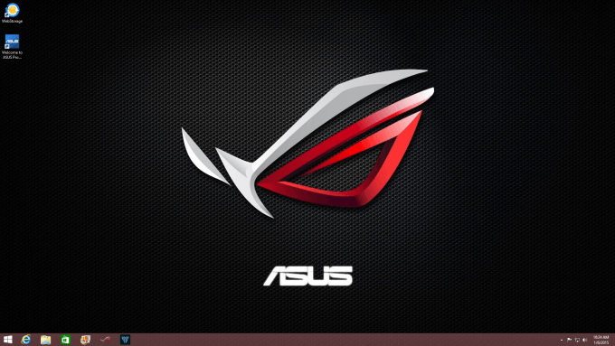 ASUS ROG G20 Gaming PC - Fresh Desktop