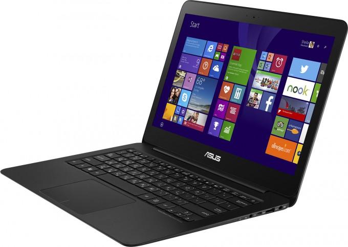 ASUS ZenBook UX305 Ultrabook - Open