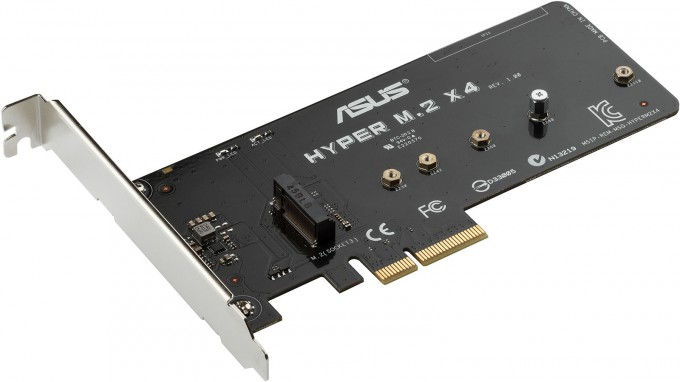 ASUS X99-DELUXE - M2 Add-in PCIe Card