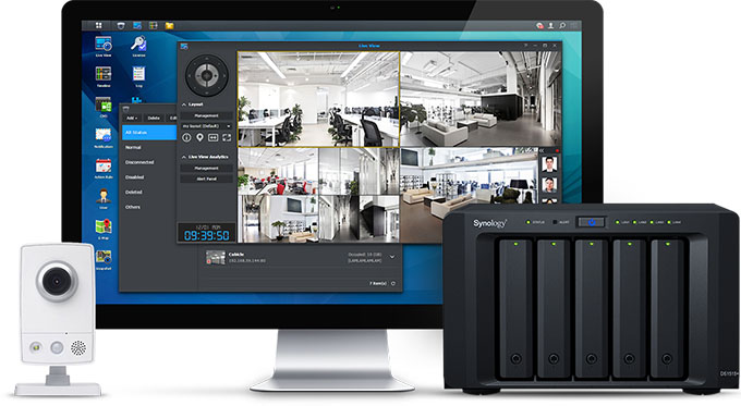 Synology's Surveillance Station 7 0 Features Brand-new