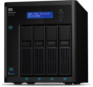 WD My Cloud DL4100 Business NAS