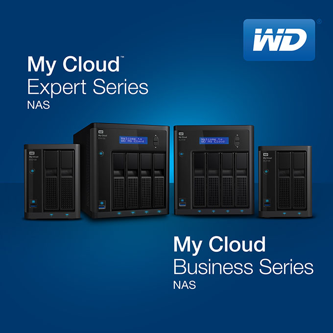 wd my cloud dl4100 business nas review techgage. Black Bedroom Furniture Sets. Home Design Ideas