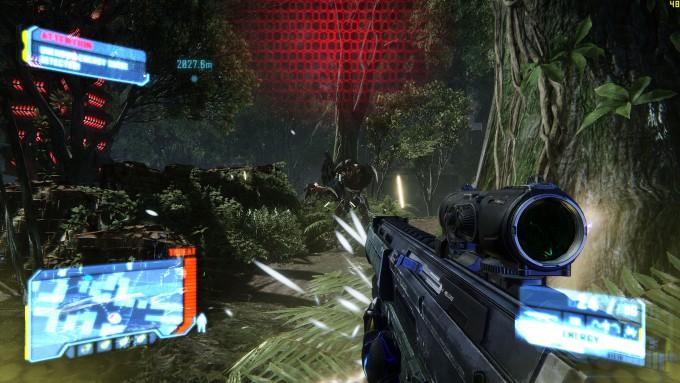 ASUS ROG G751JY Gaming Notebook - Crysis 3 (1440p)