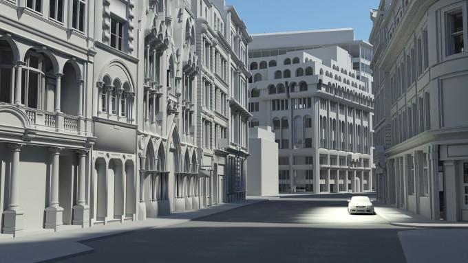 Autodesk 3ds Max Scene - NVIDIA Iray+ - Death Ray