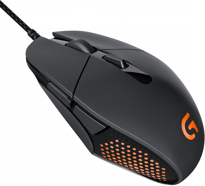 5553040b94f Logitech Buffs Up The G302 To Create The G303 Daedalus Apex Gaming Mouse