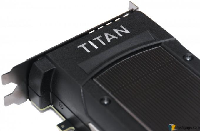NVIDIA GeForce GTX TITAN X - Glamor Shot