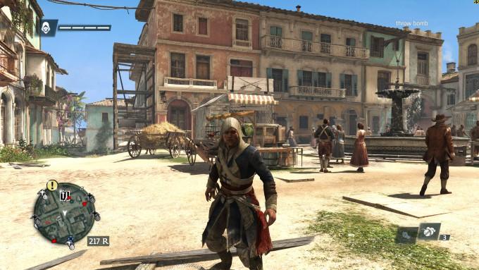 NVIDIA GeForce GTX TITAN X - Assassin's Creed Black Flag at 4K