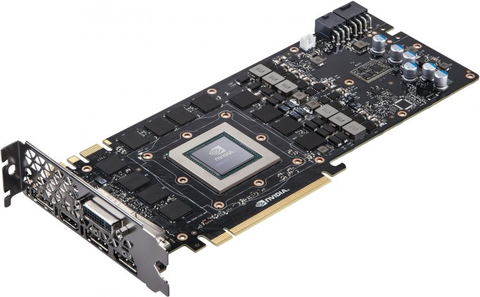 NVIDIA GeForce GTX TITAN X Naked