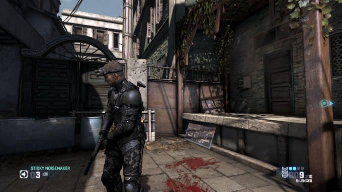 NVIDIA GeForce GTX TITAN X - Tom Clancy's Splinter Cell Blacklist at 4K
