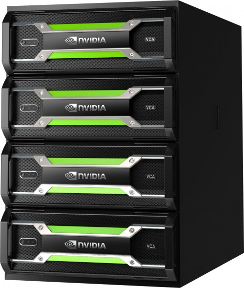 NVIDIA Quadro M6000-equipped VCA