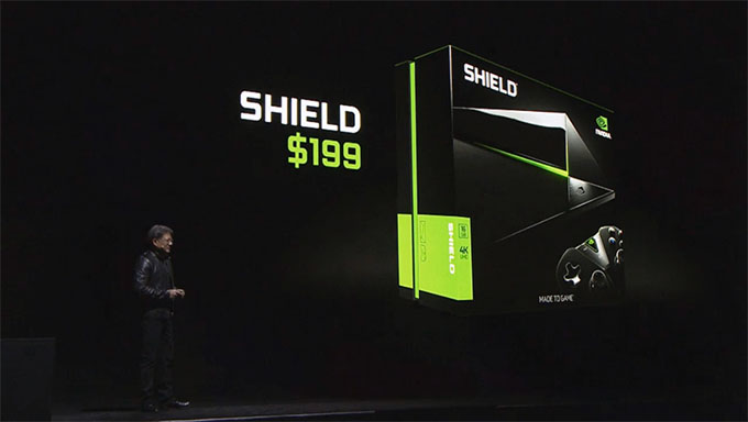 NVIDIA SHIELD - Console