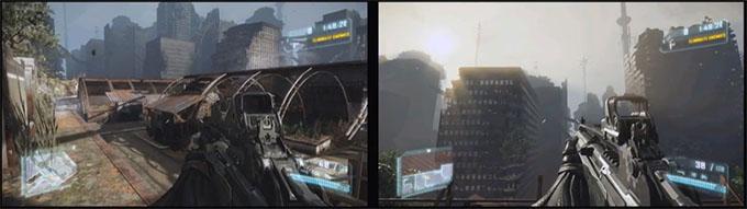 NVIDIA SHIELD - Crysis 3 on SHIELD