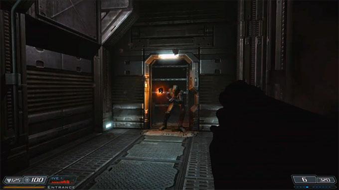 NVIDIA SHIELD - Doom BFG Edition on SHIELD
