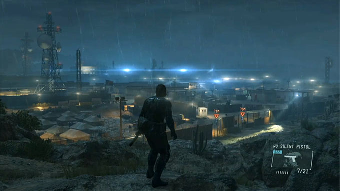 NVIDIA SHIELD - Metal Gear Solid V Ground Zeroes on GRID